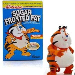Sugar Frosted Fat Flakes